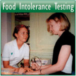 Fodd Intolerance Testing Link - Click Here