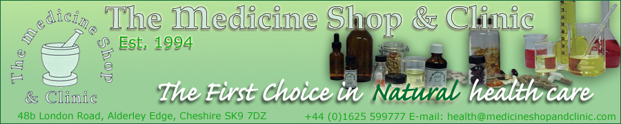 The Medicine Shop & Clinic Limited Logo