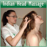 Indian Head Massage Link - Click Here