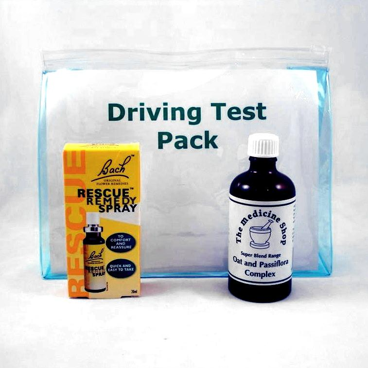 Driving Test Pack