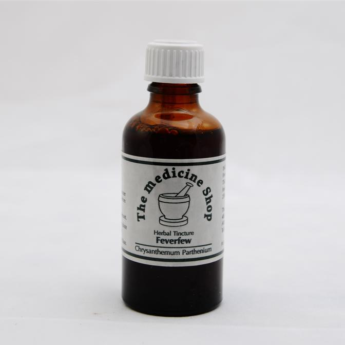 Feverfew Tincture 100ml