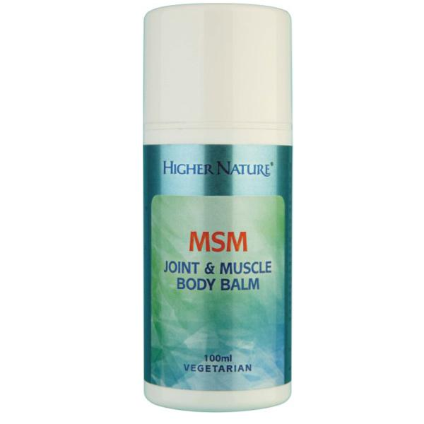MSM Muscle Joint Balm