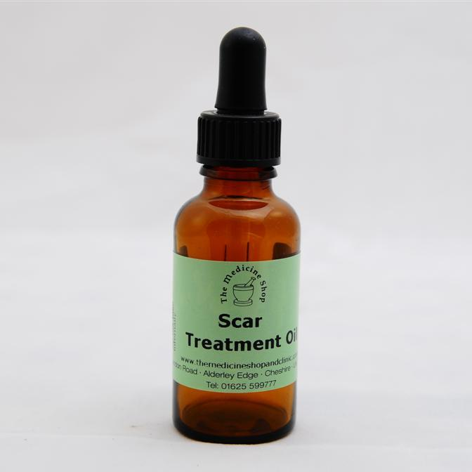 Scar Treatment Oil