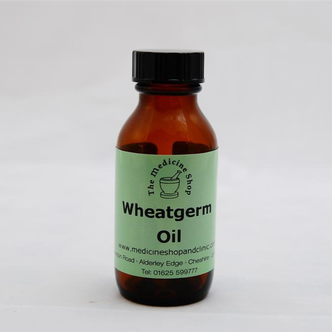 Wheatgerm / Vit E oil 50ml